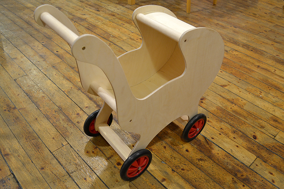 dúkkuvagn / doll carriage